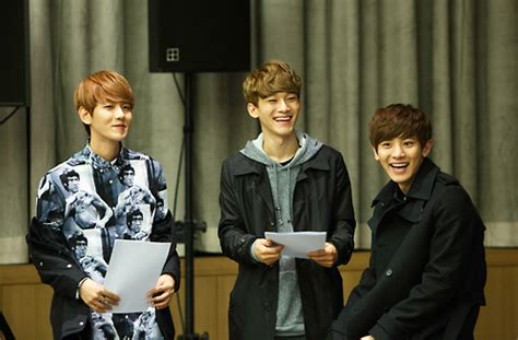 """EXO's Chanyeol, Baekhyun, and Chen to Guest on KBS' """"Hello"""