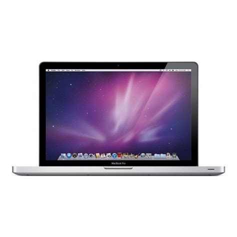 """MacBook Pro 15"""" (Anfang 2011) - Core i7 2,2 GHz - HDD 500"""
