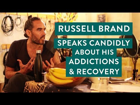 RECOVERY | Russell Brand | Henry Holt and Co