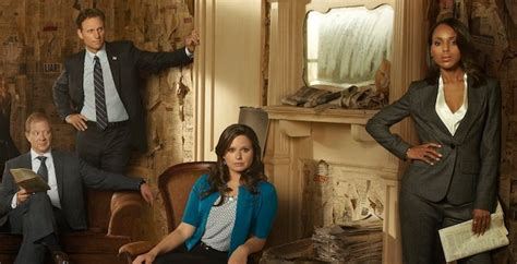 In 'Scandal' season 3 promo photos, the chance of rain is