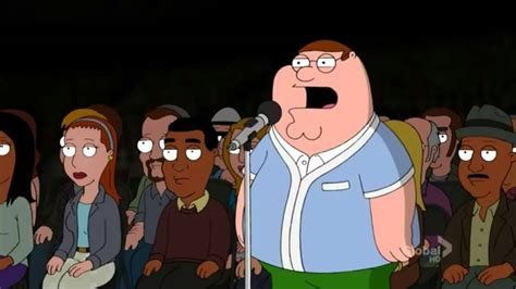 """Family Guy - Peter Sings """"Eye Of The Tiger"""" - YouTube"""