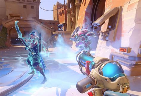 Overwatch Preview | GamersGlobal