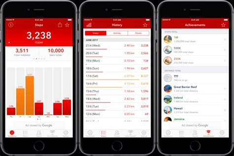 Best Pedometer and Step Counter Apps for iPhone - Make
