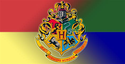 What is your Hybrid Hogwarts House? You already know your
