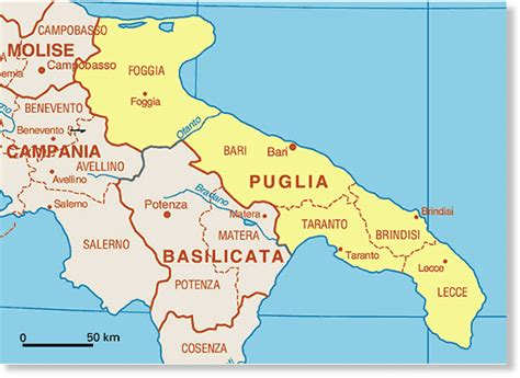 Bad weather in Italy causes damage to crops in the south