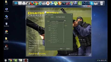 How to download and Install Counter Strike 1