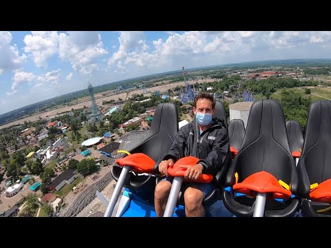 Life Begins @ 40 Rollercoasters: THE TOP 10 RIDES!