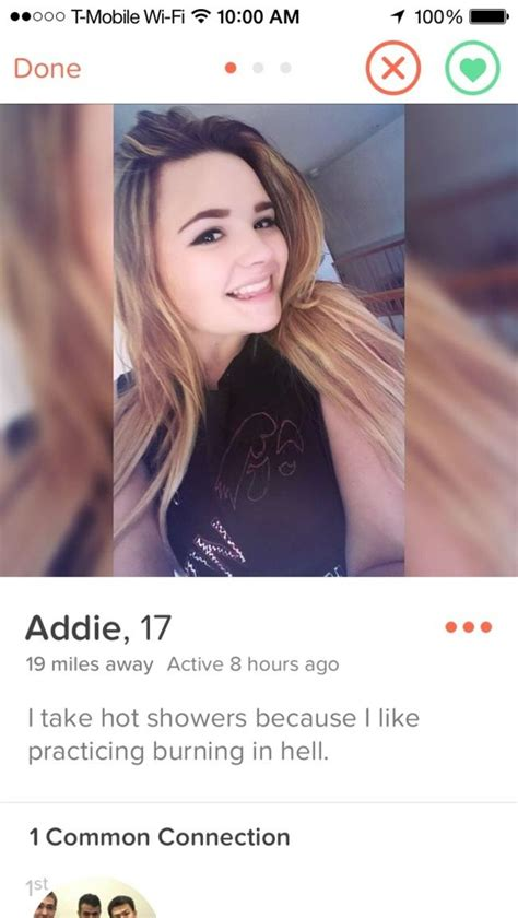 13 Tinder Profiles That Are Too Honest For Your Parents