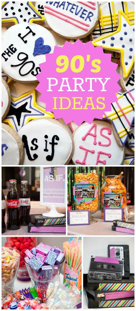 Head back to the 90's with this retro party! See more
