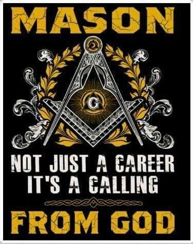 Master Mason a calling from God in 2020   Freimaurerei