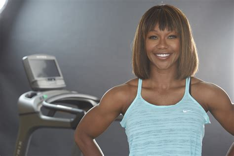 Catching Up with Carmelita Jeter, Fastest Woman in the