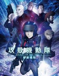 Watch Ghost in the Shell (2015) Online Free   KissAnime