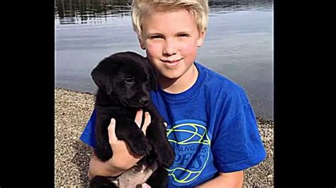 Carson Lueders and his Dogs - YouTube