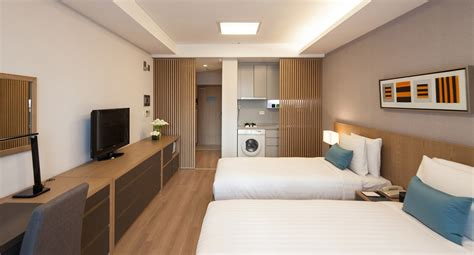 Studio Serviced Apartments | Fraser Place Central Seoul