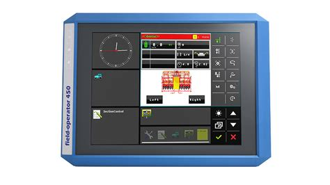 ISOBUS - operate both tractor and implement with one terminal