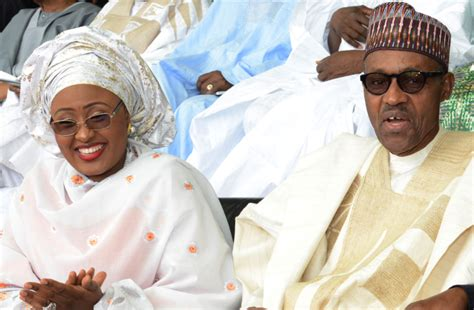 Aisha Belongs To My Kitchen, Other Room – Buhari Reacts To