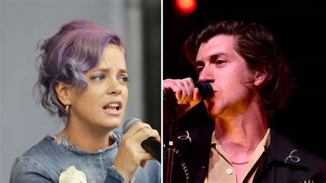 Lily Allen And Alex Turner Nearly Formed A Band - Radio X