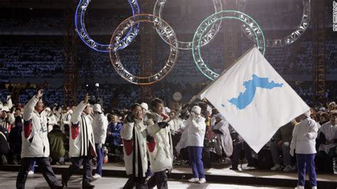 North and South Korea to march together at Olympics - CNN