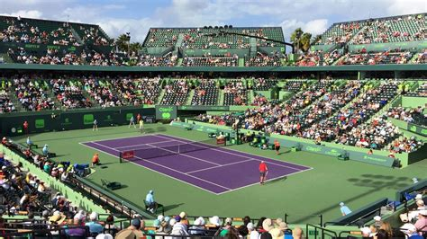 Miami Open reaches deal to move tourney from Key Biscayne