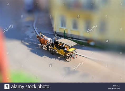 Carriage ride in Karlovy Vary Stock Photo: 79837978 - Alamy