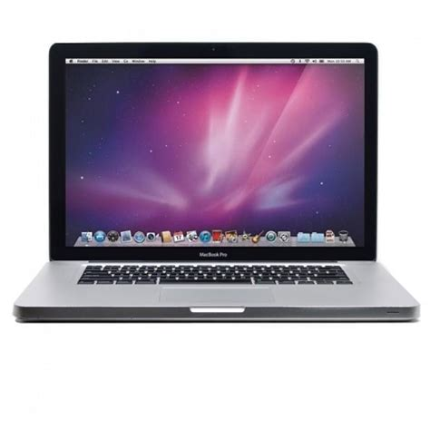 """Macbook Pro 17"""" (Ende 2011) - Core i7 2,5 GHz - HDD 750 GB"""