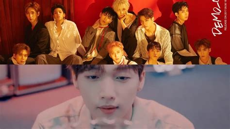 PENTAGON And Jeong Sewoon's New Releases Make Great Debuts