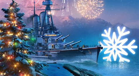 World of Warships New Years Update Adds New Ships and Missions