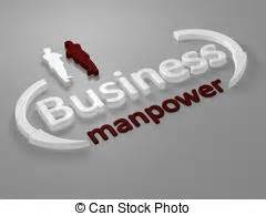 Manpower Illustrations and Clipart