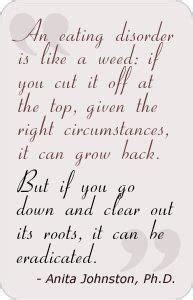 Inspirational Quotes Eating Disorder