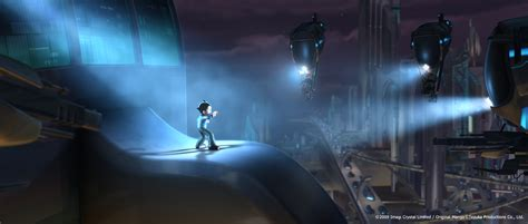New High Res Photos from Imagi's Astro Boy | FirstShowing