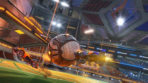 Rocket League's anniversary update: New arena, animated
