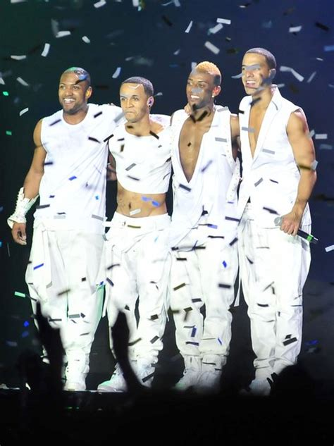 JLS' '4th Dimension' UK Tour In Pictures - Capital