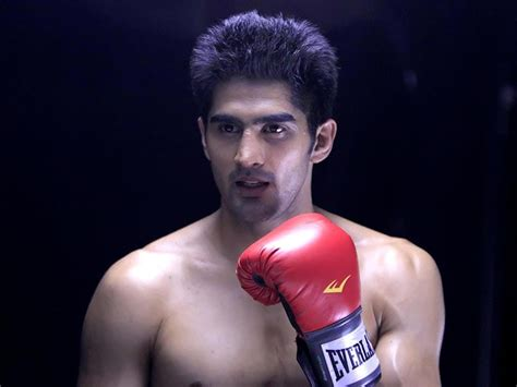Vijender Singh Not Taking Anything For Granted Ahead Of