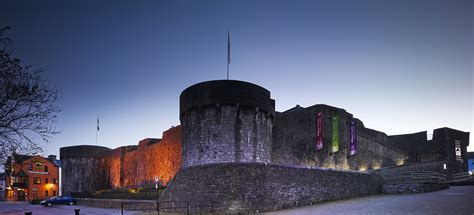 Athlone Castle - Discover the Shannon