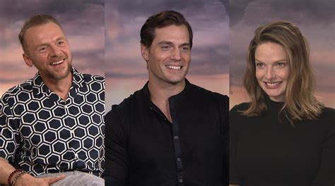 Watch: Mission: Impossible - Fallout Cast Plays Random