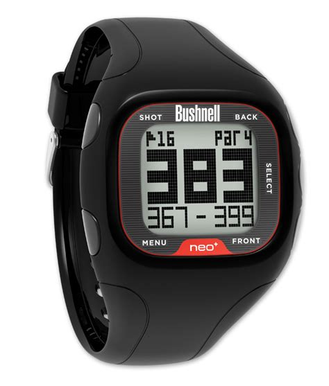 Review of Bushnell neo+ Golf GPS Watch | Critical Golf