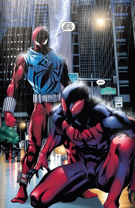 Scarlet Spider (Character) - Giant Bomb