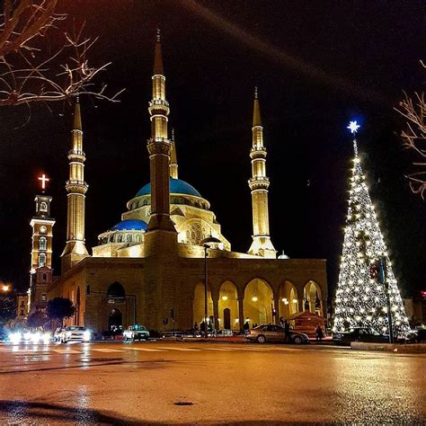 The cross, the mosque and the Christmas tree