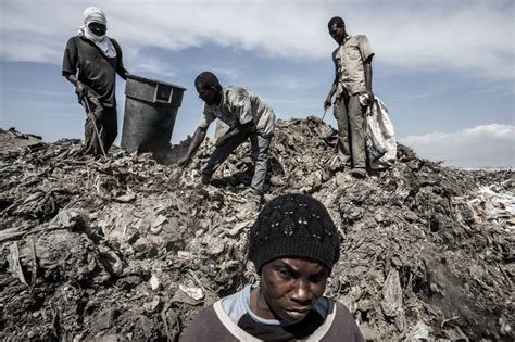 The Recyclers of Port-au-Prince - DER SPIEGEL