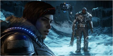 Enhanced Gears 5 Xbox Series X Port Confirmed for Launch