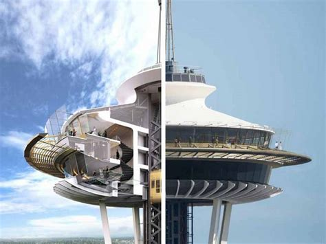 Space Needle experience completely revitalised thanks to