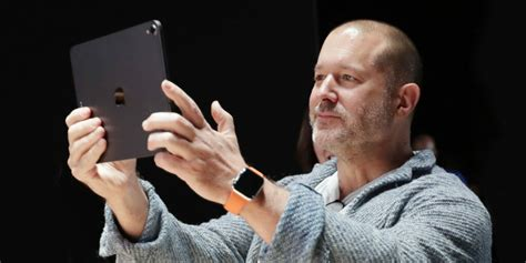 Jony Ive: Who Is Apple's Chief Designer and What Does His