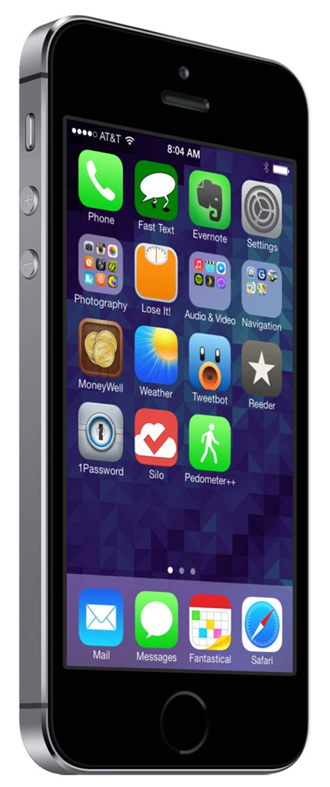 Casey Liss iPhone Home Screen and Essential Apps