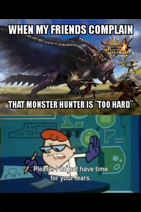 MH4U! - Meme by Couttsy :) Memedroid