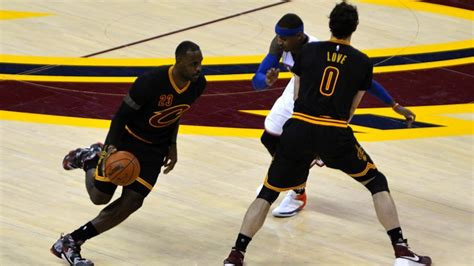 Twitter Speaks Out on Cavaliers New Black Sleeved Jersey