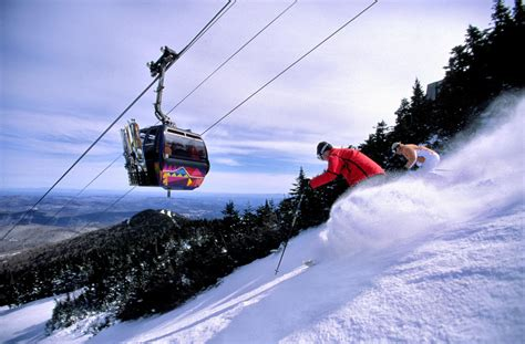Redefining the Face Of Beauty : TOP 10 SKI RESORTS IN NEW