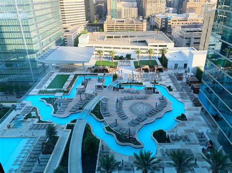 Float a Texas Shaped Lazy River in Downtown Houston – The