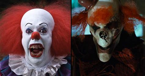 The Top 5 Creepiest Clown Villains in Horror History!