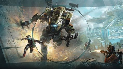Titanfall 2 multiplayer will use Azure, Google and Amazon