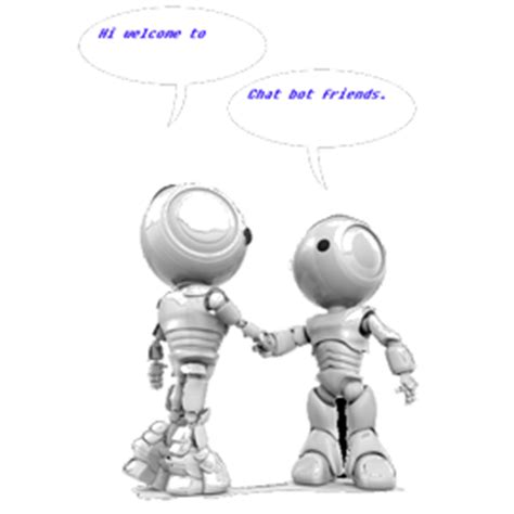 Chat Bot Friends - The Chatterbot Collection